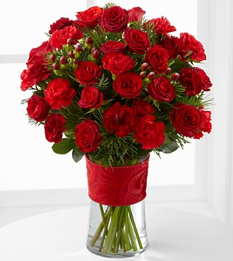 B10-4787_330x370_deluxe - FTD Spirit of the SEason Bouquet