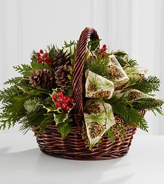 B13-4428_330x370 - FTD Christmas coziness Bouquet