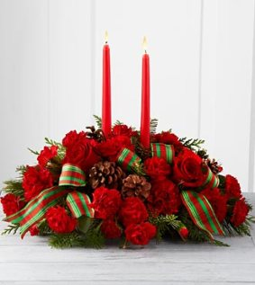 B15-4924_330x370_deluxe - FTD Holiday classics centerpiece