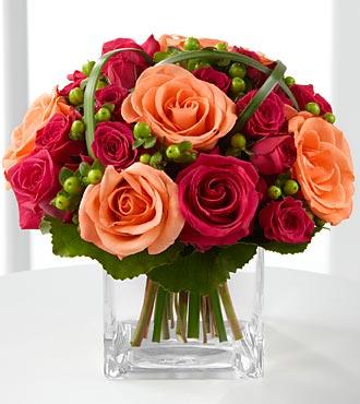 B25-4401 - FTD Deep emotions Bouquet