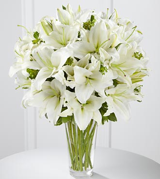 B26-4389 - FTD Spirited grace Lily Bouquet