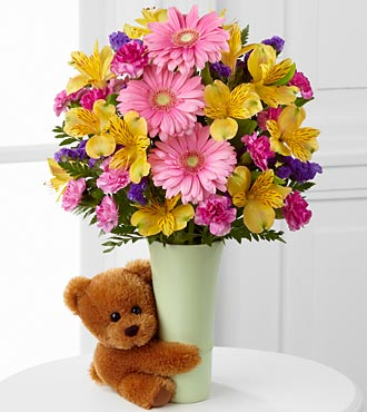 BDH - FTD Festive Big Hug Bouquet