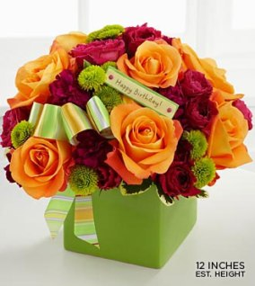 BDY - FTD Birthday Bouquet