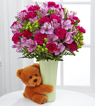 BH2- FTD Big Hug Bouquet