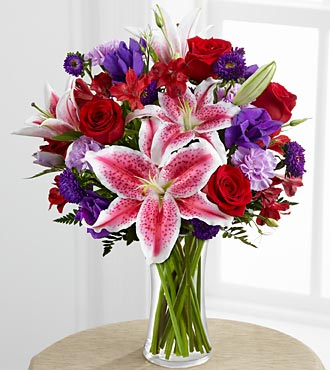 C16-4839 - FTD Stunning Beauty Bouquet