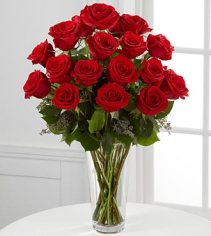 E2-4305 - FTD Long Stem Red Rose Bouquet