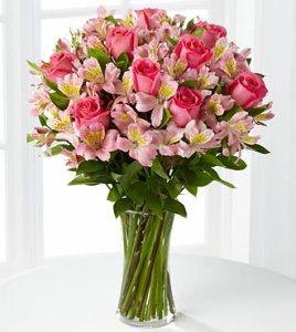 F692 - Dreamland Pink Bouquet