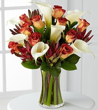 FH05 - Autumn Grandeur Bouquet