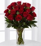 FI82 - Passion for romance Rose Bouquet 18 stems