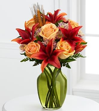 FJ90 - Happy Harvest Bouquet