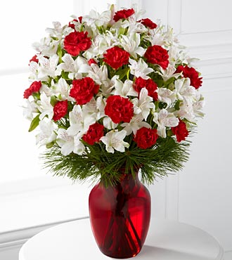 FK14_330x370 - Greetings holiday bouquet