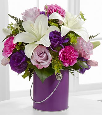 PCL - FTD Color your day with Beauty Bouquet